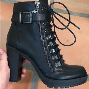 G by Guess Moto boots